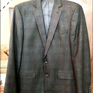 Men's Calvin Klein suit jacket